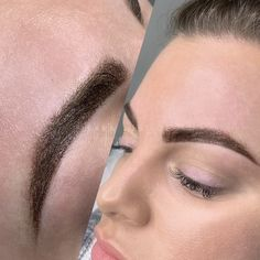 Sara Justice offers magnificent eyebrow microblading services in Atlanta, GA. To learn more about this permanent makeup service, visit our website today! Permanent Eyebrow Tattoo, Permanent Makeup Eyebrows, Semi Permanent Makeup, Eyebrow Makeup, Eyeliner, How To Color Eyebrows, Cosmetic Tattoo, Natural Eyebrows, Brow Brush