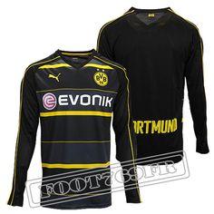 Seconda Maglia Borussia Dortmund Maximilian Philipp