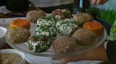 Queijos Vivos no Sexto Festival de Cozinha Vegetariana