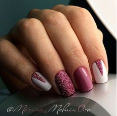 Beautiful Nail Designs To Finish Your Wardrobe – Your Beautiful Nails Love Nails, How To Do Nails, Pretty Nails, Fun Nails, Trendy Nail Art, Gel Nail Designs, Nails Design, Beautiful Nail Designs, Unique Nail Designs
