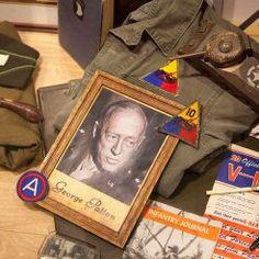 Museo de la 101st Airborne: recuerdos del General Patton
