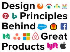Продуктовый дизайнер Антон Бадашов написал для vc.ru колонку о принципах дизайна известных цифровых продуктов Google, Apple, Facebook и других компаний, а также дал советы о том, как разработать собственные правила гармоничного дизайна.