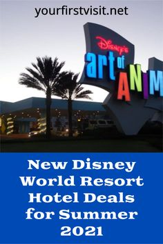 """There's a New Disney World Hotel Discount covering """"most"""" nights from July 11 through September 29, 2021. Savings compared range from 25% off to 10% off, with higher savings mostly in higher-priced hotel types. 