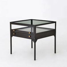 Shadow Box Side Table | west elm