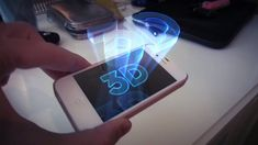 200GB MicroSD Cards, 3D Images and Hologram Will be Soon In Your Smartphones | The most amazing and awaited advancement in graphics technology is hologram.