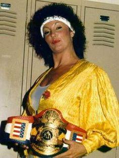 Sherri Martel - Women of Wrestling