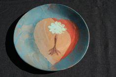 Ceramic Plates, Ceramics, Pottery Plates, Ceramica, Pottery, Ceramic Art, Porcelain, Ceramic Pottery