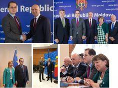 AUTORITĂŢILE DIN MOLDOVA TREBUIE SĂ RECONFIRME ÎNCREDEREA PARTENERILOR