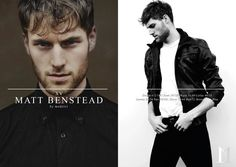 Matt Benstead LCM — Show Packages A/W 15