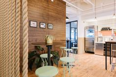 A Tour of WeWork's Coworking Space in Hell's Kitchen - Officelovin'