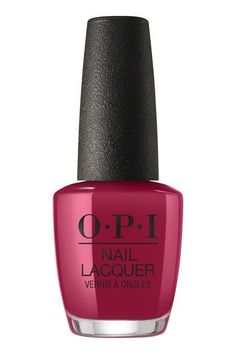 Popular Nail Shades for 2018: OPI by Popular Vote