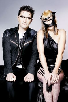 Guys. What is Miss Kittin up to these days? Come back!