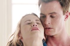 Pin for Later: 17 TV Couples Who Need to Get It Together and Live Happily Ever After Parrish and Lydia, Teen Wolf This GIF says everything you need to know about the sexual tension between Parrish and Lydia. Teen Wolf Cast, Lydia Teen Wolf, Parrish Teen Wolf, Lydia And Parrish, Jordan Parrish, Ryan Kelley, Teen Wolf Ships, Teen Wolf Memes, Dylan Sprayberry
