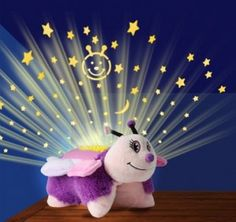 Pillow Pet Dream Lites Butterfly now back in stock order yours today from our UK site. #dream Lite UK