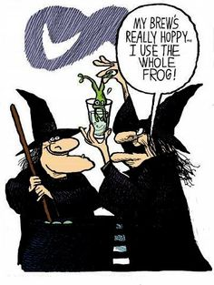 Witches Cartoons And Comics   Funny Pictures From CartoonStock