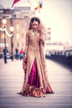 Farah Talib Aziz Bridal