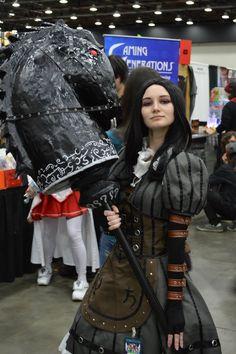Alice: Madness Returns cosplay