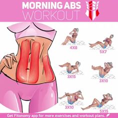 ABS training in the morning - . - ABS training in the morning – The Effective Pictures We Offer You About fitmes - Full Body Gym Workout, Fitness Workout For Women, Tummy Workout, Fitness Workouts, Fun Workouts, Body Fitness, Health Fitness, Video Fitness, Abs Workout Routines