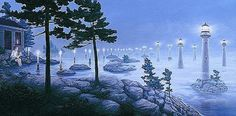 Rob Gonsalves Candle Power
