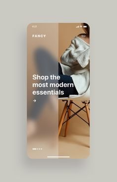 Fancy Fashion App UI Kit is a pack of delicate UI design screen templates that will help you to design clear user interfaces for fashion ecommerce shopping apps like Zara, ASOS or H&M faster and easier. Compatible with Sketch App, Figma & Adobe XD App Ui Design, Mobile App Design, Email Design, Interface Design, Ecommerce Web Design, Advert Design, Mobile Ui Patterns, Web Layout, Website Layout