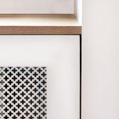 Cache radiateur gril