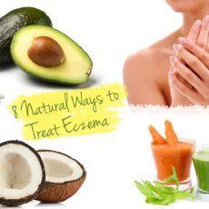 8 Natural Ways to Treat Eczema
