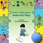 Goal! Let's Play! - Bilingual Children's Books - Foreign Language Teaching Resources - available in Portuguese!