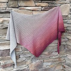 The Slantways Shawl is a triangular crochet shawl. The special things about this shawl is the way of constructing the triangular shape and also that it is crocheted from side to side in slanted rows. Crochet Scarves, Crochet Clothes, Crochet Chart, Knit Crochet, Crochet Projects, Crochet Ideas, Shawl Patterns, Garter Stitch, Baby Blanket Crochet