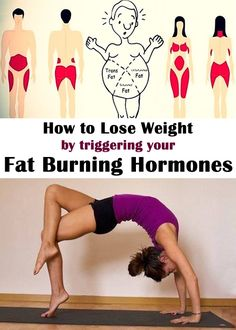 How to Lose Weight by Triggering Your Fat Burning Hormones