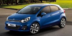Kia Rio SLi and Sport models arrive in dealerships. 2015 Kia Rio range welcomes new variants - the new Kia Rio Sport is offered in optional Digital Yellow. Kia Rio, Sports Models, Toys For Boys, Vehicles, Blue, Range, Templates, Scouts, Doors