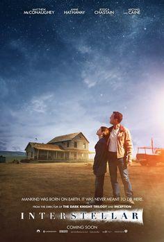 """""""Interstellar"""", un space opera de Christopher Nolan avec Matthew McConaughey, Anne Hathaway, Michael Caine, Mackenzie Foy. Christopher Nolan, Chris Nolan, Matthew Mcconaughey, Ant Man Villains, Love Movie, Movie Tv, Brazil Movie, Earth Movie, Critique Cinema"""