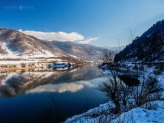Olt River Valley by George Oancea on 500px