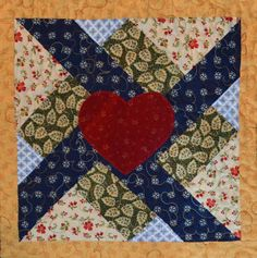American Homestead's Turning Yankee ~ Dixie Diary December Block