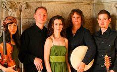 RUNA - Celtic acoustic music concert, Virginia Beach, VA, April 27, 2013
