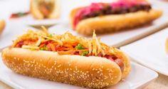 Receta Pan de Hot Dog (perro caliente) - Recetas 360