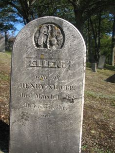 ELLEN. wife of HENRY KILCUP. died MARCH 1864 in her 55. year.
