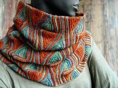 Ravelry: Snood Barcelona pattern by Svetlana Gordon