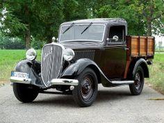 1934 Fiat Balilla