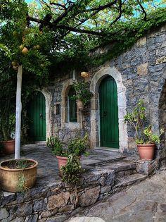 Arolithos Hotel.Crete
