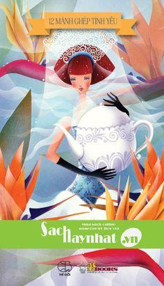 12 Mảnh Ghép Tình Yêu - Bảo Bình Thú Vị (Tặng Kèm Lịch Bàn ),là một cuốn sách hay tại sachhaynhat.vn