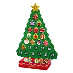 Melissa & Doug® Christmas Tree Countdown Calendar