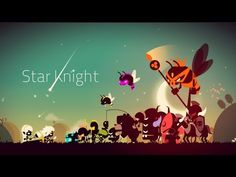 STAR KNIGHT Gameplay iOS / Android