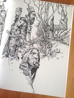 Resultado de imagem para ian mcque books pdfa book of drawings