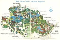 This Fort Wilderness Map Shows The Location Of River Country - Walt disney world river country map