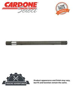 Cardone Select 66-4193 New CV Axle Drive Axle