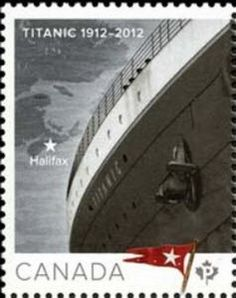 Sello: Titanic (Canadá) (Centenary of the Sinking of the Titanic) Mi:CA 2812,Sn:CA 2531,Yt:CA 2694,Sg:CA 2848,WAD:CA027.12