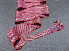 Authentic Antique Mayan Handwoven Hand Embroidered Faja/Belt   Etsy Boho, Sash, Hand Weaving, Antique, Fashion, Mayan Symbols, Chichicastenango, Quetzaltenango, Girdles