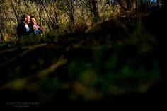 prebodas en bosques