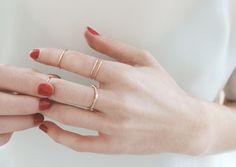 10本の指には意味かある指輪をつける位置てなりたい自分になれるかも