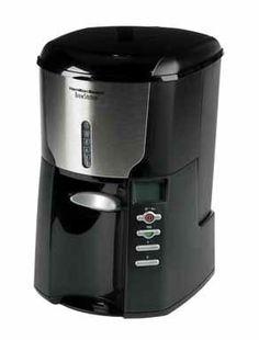 Hamilton Beach 47665 BrewStation Plus 12-Cup Automatic Drip Coffeemaker - http://www.teacoffeestore.com/hamilton-beach-47665-brewstation-plus-12-cup-automatic-drip-coffeemaker/